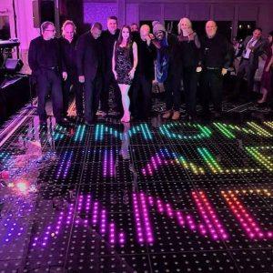 LED Dance Floor Rentals in Saginaw MI
