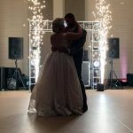 Sparkling Fountains for Weddings in Saginaw, MI