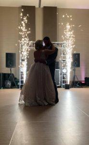 Sparkling Fountain Rentals for Weddings in Saginaw MI